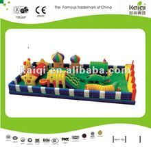 Children's favouriate outdoor play structure/bouncy castle/inflatable playground