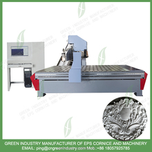 GB-EC1325 Multi Heads Foam Wood CNC Engraving Cutting Milling Moulding CNC Router Machine
