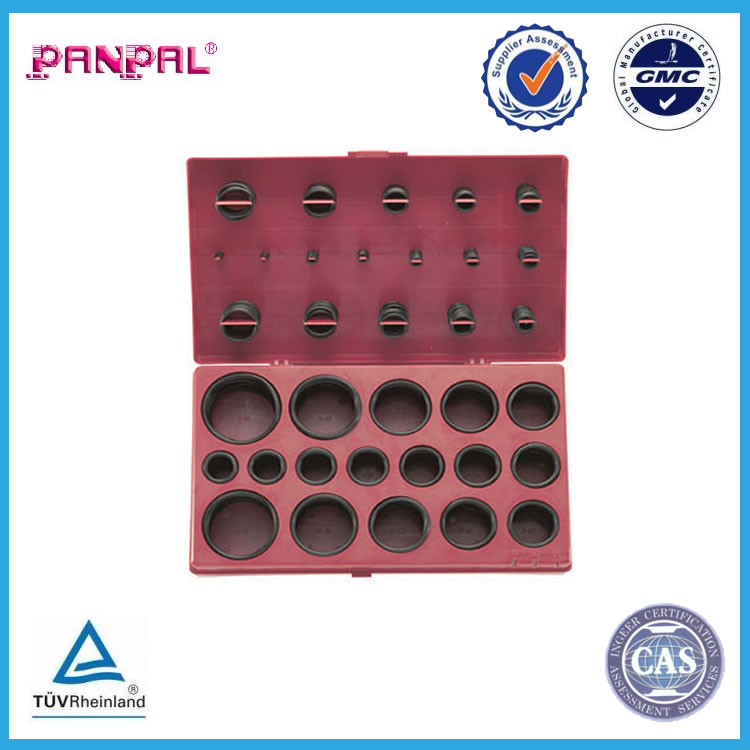 China Manufacture PP Box 419PCS Rubber O Sealing Ring