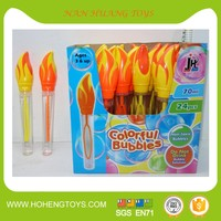 Wholesale bubble water toy bubble wand 70 ml