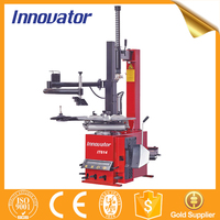 Swing arm automatic tyre fitting machine for tire changing with help arm IT614