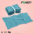 Medical abdominal pad with X ray