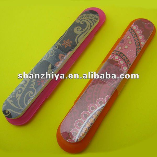 high quality plastic case for nail file