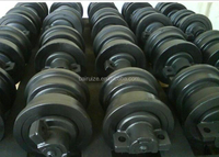 Sh210-5 Excavator Bottom Roller, Sumitomo Sh210LC-5 Under Carriage Parts, Sumitomo Lower Roller