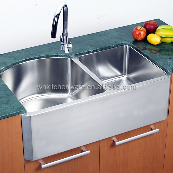 American Design R0/R10 Handmade stainless steel kitchen washing basin & sink (Warehouse in Houston)