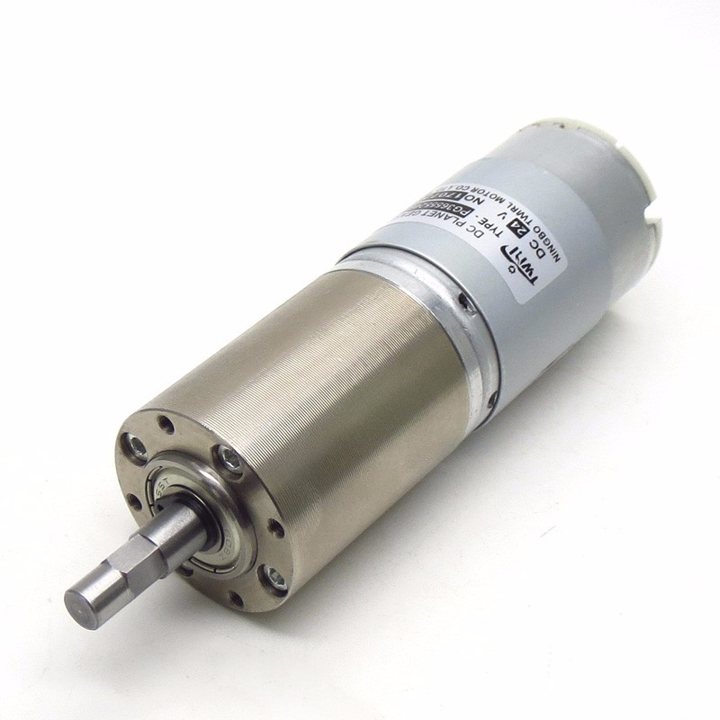 36mm high torque 12 V 24 volt planetary geared dc motor for electric curtian motor gear
