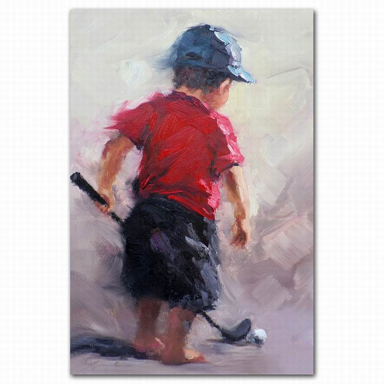 abstract painting for children playing oil painting for bedroom