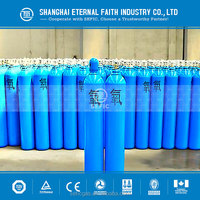 Made In China Reasonable Price 46.7L Empty Oxygen Cylinder For Kenya Market