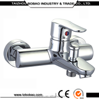 Stainless Steel Single Hole Brass Mixer Taps Bath