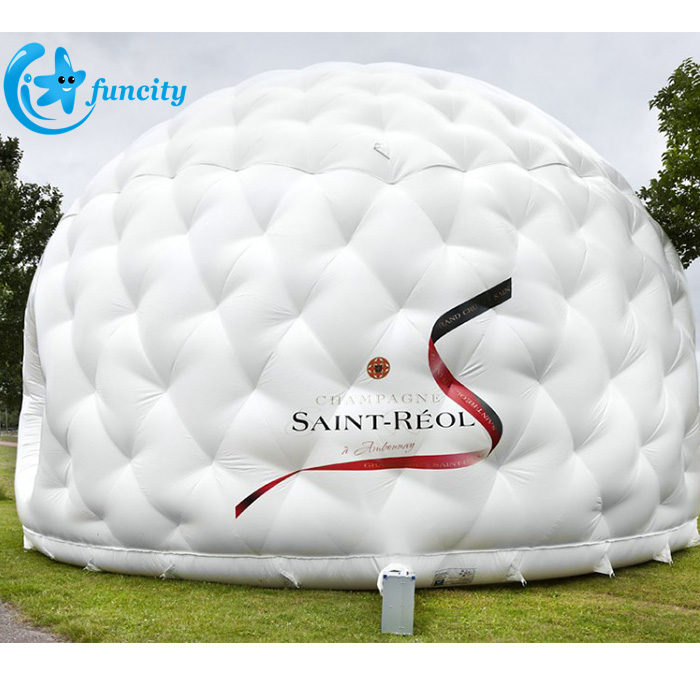 New Deisgn Inflatable Dome Tent, Commercial Exhibition Inflatable Tent Event Sale