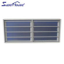 used building materials prefabricated houses residential window louvers, glass louvre