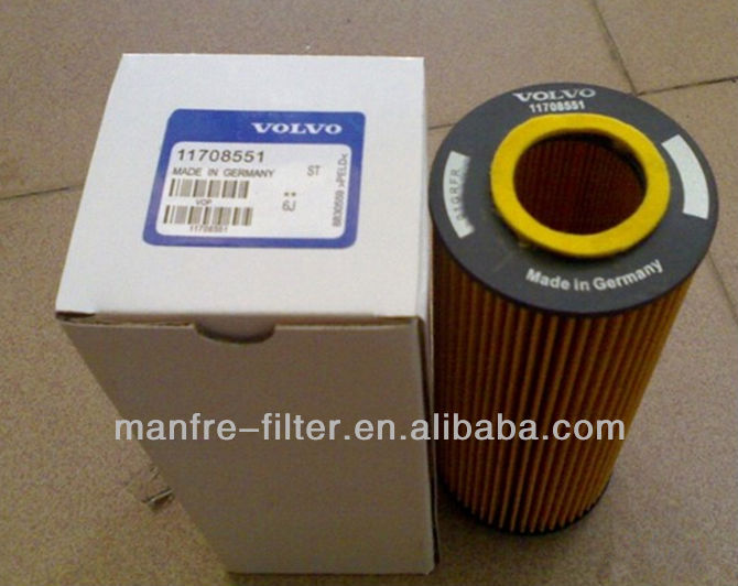 Volvo Air Filter 11708551