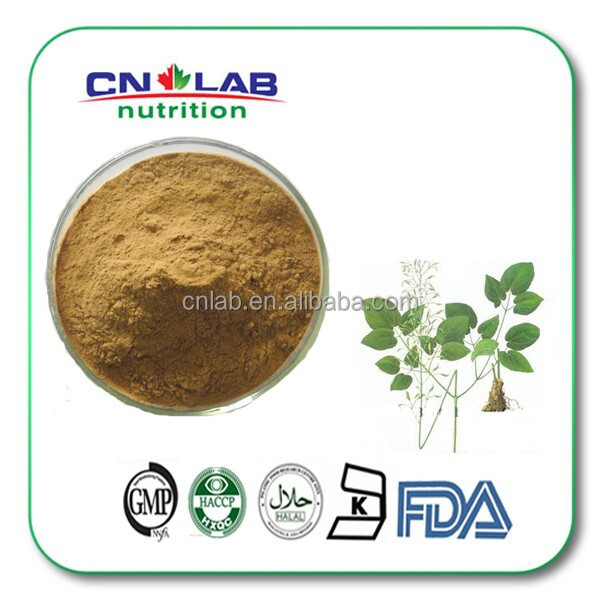 Samples Available Icariin plant / Epimedium Plants Extract For Sexual Health