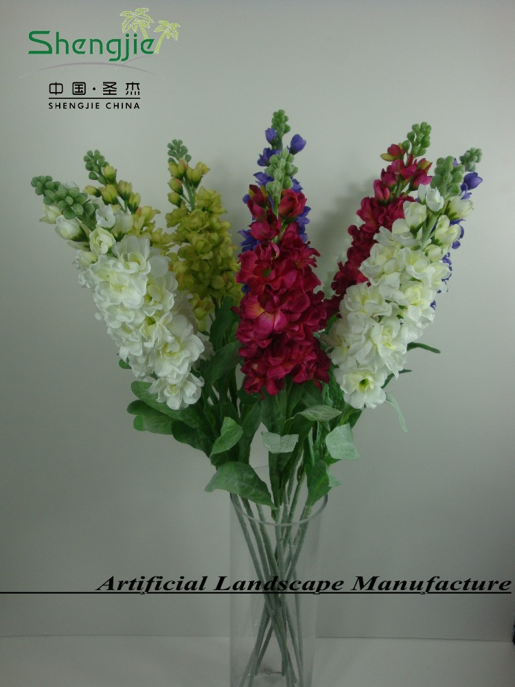 HD078 high simulation artificial kinds of colour violet