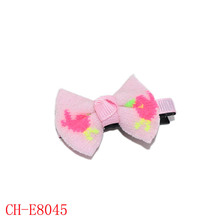 Popular children's hair head ornaments bow tie Child Baby Girls Super adorable hair clip