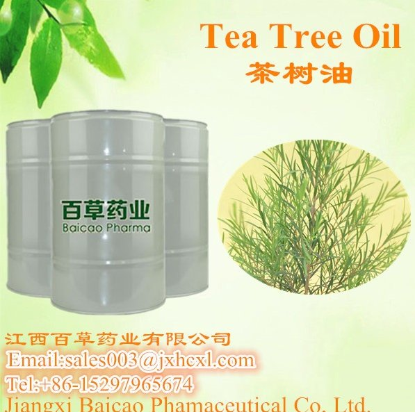 100%purity natural tea tree oil, Cosmetic grade