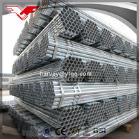 zhengyuan Tangshan galvanized fitting pipe water