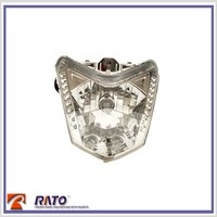 chinese cheap 110cc cub motorcycle led headlight for sale