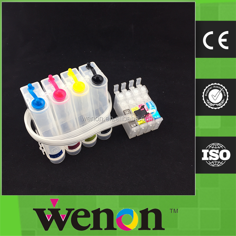 newest ciss for epson xp201 continuous ink supply system