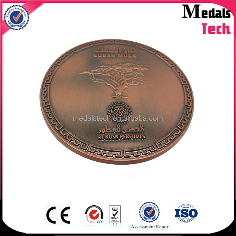High quality wholesale custom cheap antique copper roman ancient coins for sale