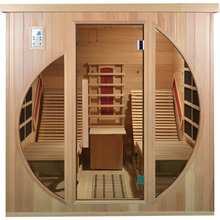 110V Lay Down American Far Infrared Sauna Prices