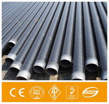 A106 GR B CARBON STEEL PIPE FOR GAS AND OIL PIPELINE