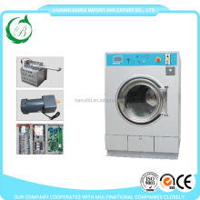 Long service life coin operated washer dryer all in one