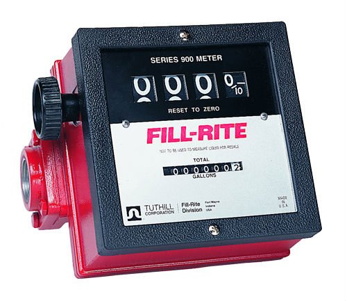 "FILLRITE DIESEL FUEL FLOW METER SERIES 900 & 901 size 1"" 1.5"" & 2"" in Dubai UAE"