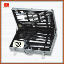 Barbecue Tool Set , 22-Piece Deluxe BBQ Tool Set in Carry Case with Heavy Duty Stainless Steel