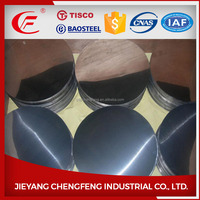 Circles for Stainless Steel Plates and Bowls
