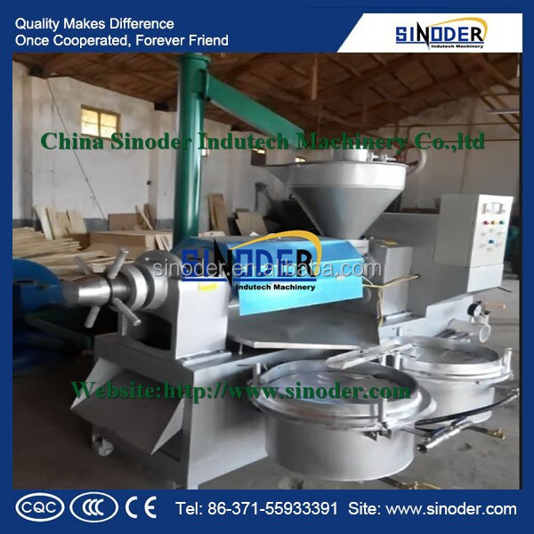 Supply Variety Of Vegetable shea nuts Oil Mill Oil Extraction and refining projects with turnkey base -Sinoder Brand