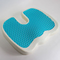 Wholesale memory foam gel car seat cushion for hemorrhoids