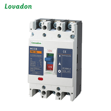 Supplier wholesale 690/800V Circuit Breakers Manufacturer Control 3P 63 amp 250A 3 phase 100amp dc mccb