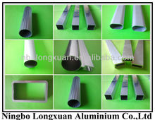 Custom different kinds of aluminium extrusion tube