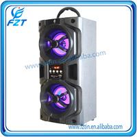 Promotion price FM radio bluetooth portable UK-30 docking station speaker