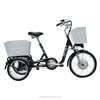 economy versions three wheel electric cargo bike/bicycle,china supplier