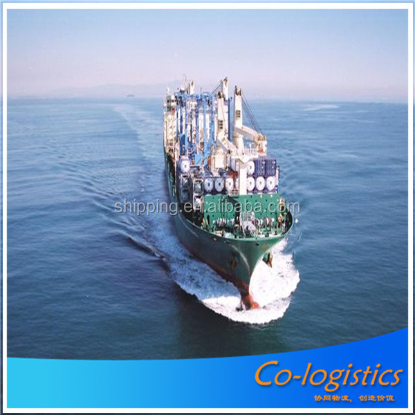 fast sea shipping line from china