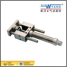 Dual Orienting Rod Standard Quality Pneumatic Cylinder