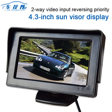 "Hot sale 4.3"" OEM Replacement Car Rearview Mirror Monitor / Back View System"