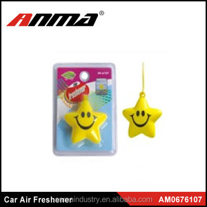 Good quality Smile Car Hanging Air Freshener