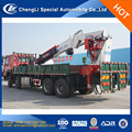 good performance heavy crane chengli 30 ton hydraulic truck crane
