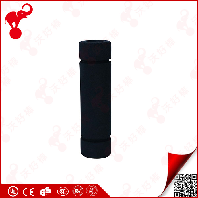 OEM factory cheap price customized high density durable nbr foam rubber tube handle