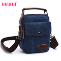 Eco-friendly canvas travel single strap shoulder bag sling cross body messenger bag masculina bolsa mensageiro for mens