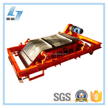 Auto-Cleaning Suspended Electric Magnetic Separator