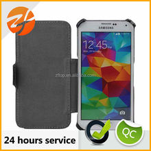 Book Style Mobile Phone Flip Leather Case for Sony c3 Mobile Phone Bags & Cases