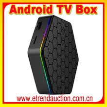 Smart Android Google TV Fully Loaded 2.4G 5G wifi BT 4.0 T95Z PLUS Sports Adult iptv box indian Smart TV Dongle