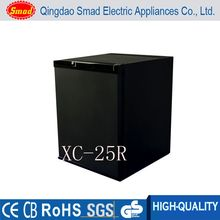 DC12V noiseless absorption minibar refrigerator car refrigerator