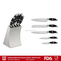 5 Pcs Stainless Steel Knife Set