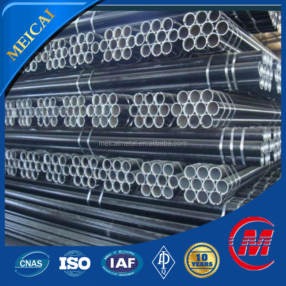 buy direct from China factory Astm a106 fluid seamless steel pipe