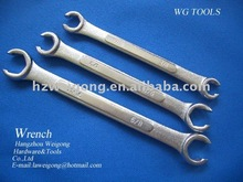 Raised Panel Design Chrome Plated Pipe Wrenches